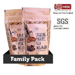Lakadong Turmeric Powder Combo Pack