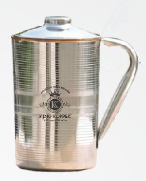 KK-1120 Stainless Steel Copper Jug