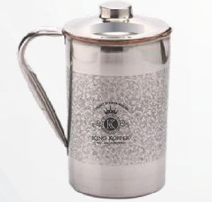 KK-1121 Stainless Steel Copper Jug