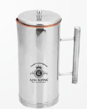 KK-1122 Stainless Steel Copper Jug