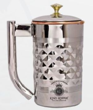 KK-1123 Stainless Steel Copper Jug