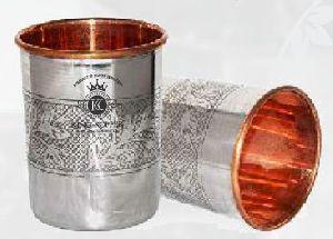 KK-1135 Stainless Steel Copper Glass