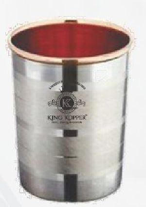 KK-1137 Stainless Steel Copper Glass