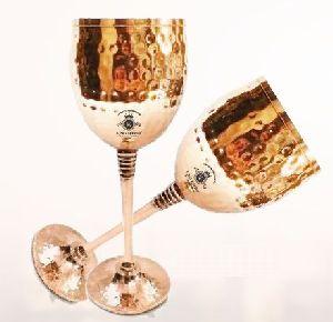 KK-1200 Copper Champagne Glass
