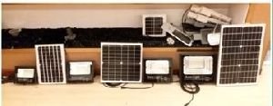 Solar LED Flood Lights