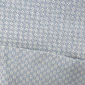 Mens Printed Shirting Fabric