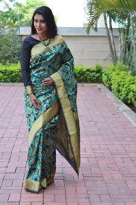 Keshar Silk Sarees