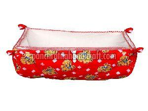 Red Baby Cotton Jhula