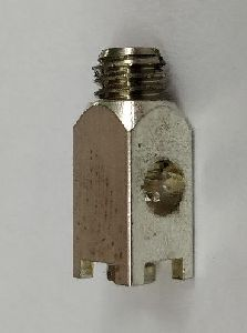 Brass 1 Way Terminal