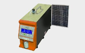 Lactosure Eco S Ultrasonic Milk Analyzer With Solar Powered