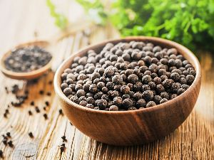 Natural Black Pepper Seeds