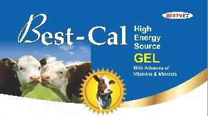 Best-Cal Gel Animal Feed Supplement