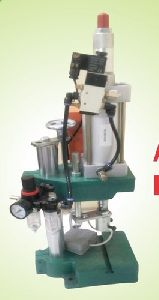 Automatic LED Bulb Tikki Fitting Machine