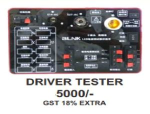 LED Driver Testing Machine