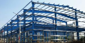 Warehouse PEB Structure