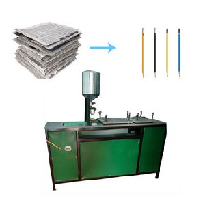 Automatic Paper Pencil Making Machine