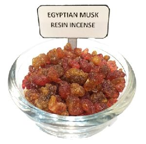 Egyptian Musk Resin Incense