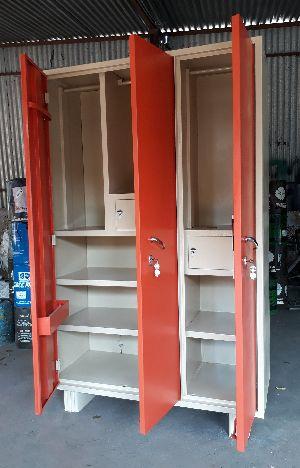 3 Door Wardrobe Almirah