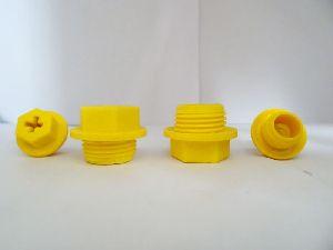 Plastic Threaded Plug