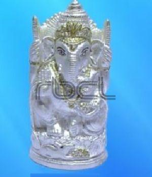 305 Sterling Silver Ganesh Statue