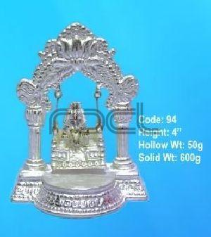 94 Sterling Silver Laddu Gopal Statue