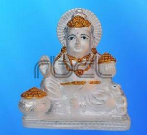 999 Silver Kuber Statue