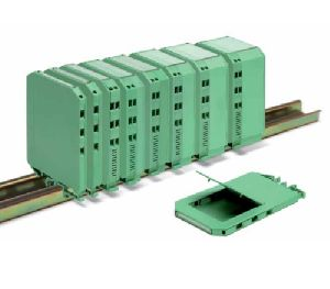 DIN Rail Enclosure Box