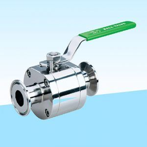 Cavity Filled Ball Valve