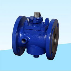 Jacketed Sleeved Plug Valve