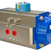quarter turn pneumatic actuators