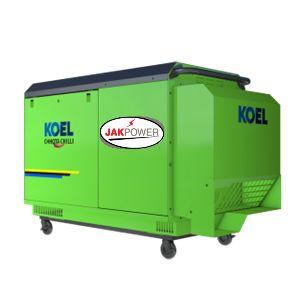3 - 5 KVA Diesel Generator