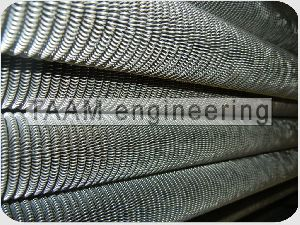 Stainless Steel Wire Wound Fin Tubes