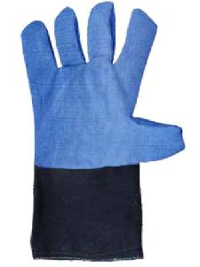 Denim Gloves