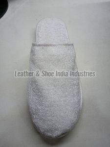 Mens Fabric Slipper