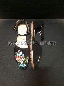 Synthetic Formal Sandal