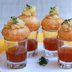 Ready To Eat Pani Puri