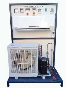Split Air Conditioning Test Rig