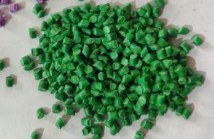 Milky Green PP Plastic Granules