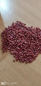 Red HD Plastic Granules