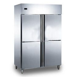 4 Door Vertical Refrigerator