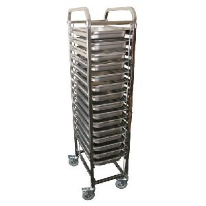 Food Pan Trolley