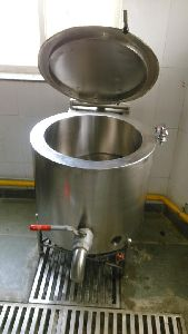 Gas Food Steamer