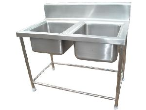 Stainless Steel Sink 01