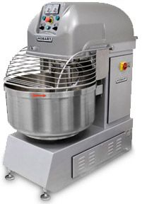 Stainless Steel Spiral Mixer