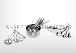 Stainless Steel Measuring Spoon