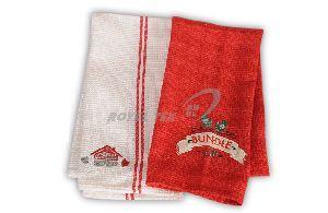 KT- 350 : Tea towel - Waffle Weave