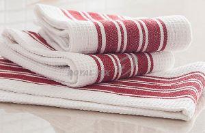 KT - 353 : Waffle weave Kitchen Towel