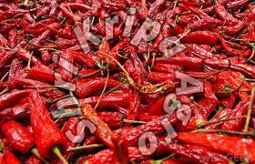 Organic Dried Red Chilli