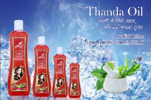 Anuj Thanda Hair Oil