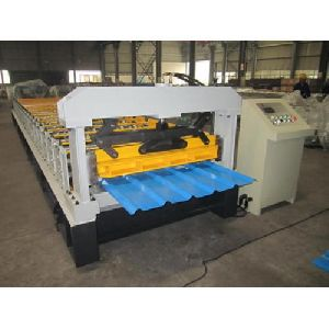 Roofing Sheet Gutter Making Machine